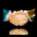 рукопожатие при заключении договора в автоломбарде